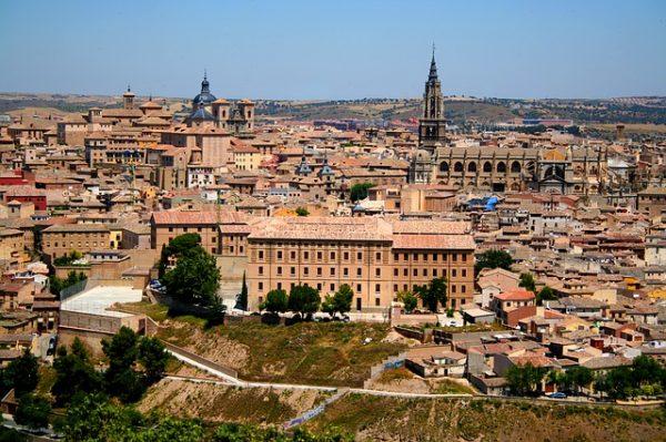 اماكن سياحية في اسبانيا طليطلة