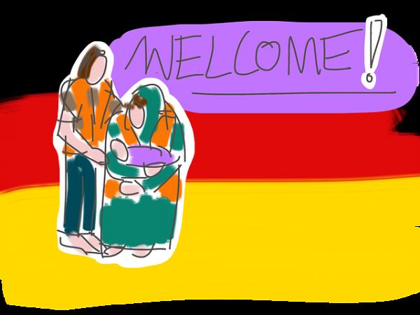 فتح باب الهجرة الى المانيا للسوريين: تعرف على حقيقة الأمر