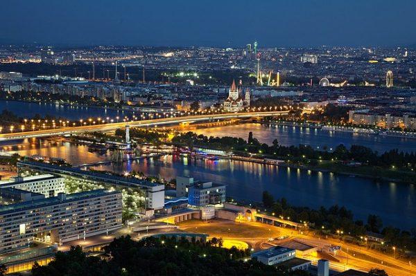 مناطق فيينا