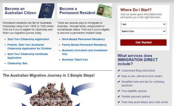 Photo of أفضل أنواع فيزا الهجرة الى استراليا للعمل : الشروط وطريقة التقديم