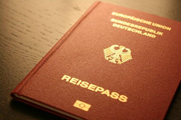 الحالات التي يتم فيها فقدان الجنسية الالمانية