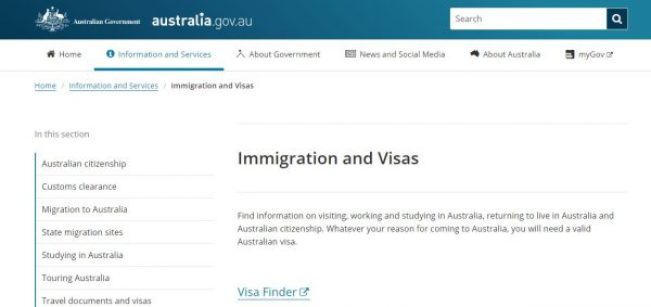 شروط قبول الهجرة الى استراليا