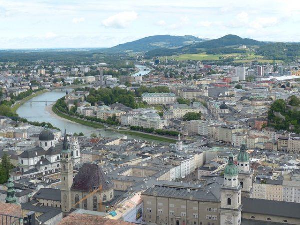 اهم الاماكن السياحية في سالزبورغ