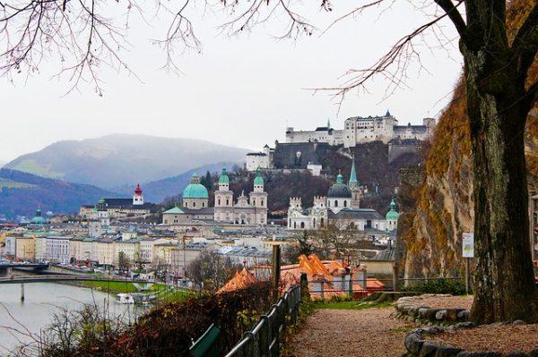 السياحة في سالزبورغ