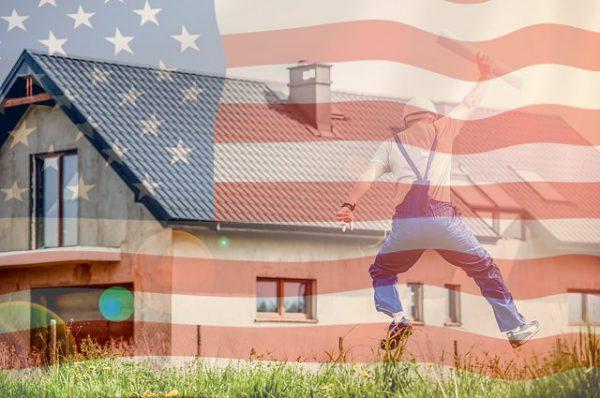 العمل في امريكا للاجئين