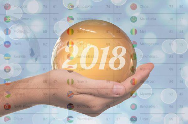 ترتيب جوازات السفر في العالم 2018 حسب تصنيف هينلي العالمي