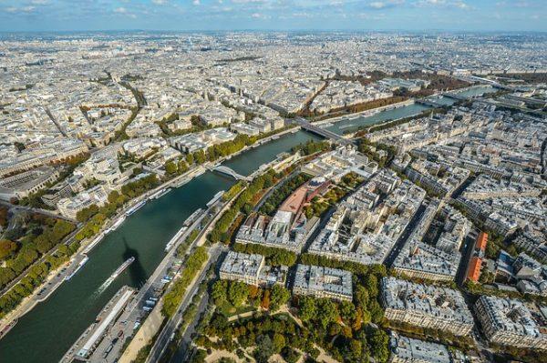 أفضل المدن الفرنسية للجوء