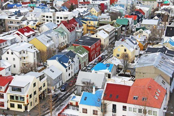 تقديم طلب لجوء انساني الى ايسلندا