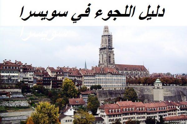 صورة اللجوء في سويسرا : الدليل الشامل للجوء في الفيدرالية السويسرية