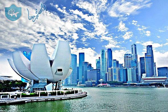 اللجوء في سنغافورة