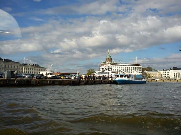 أوضاع اللاجئين في فنلندا