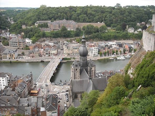 العمل في بلجيكا