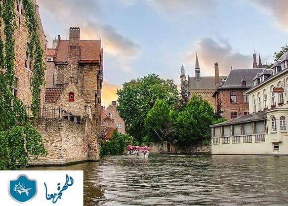 أجمل المدن والأماكن السياحية في بلجيكا