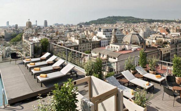 ان اتش كوليكشن برشلونة غران فندق كالديرون