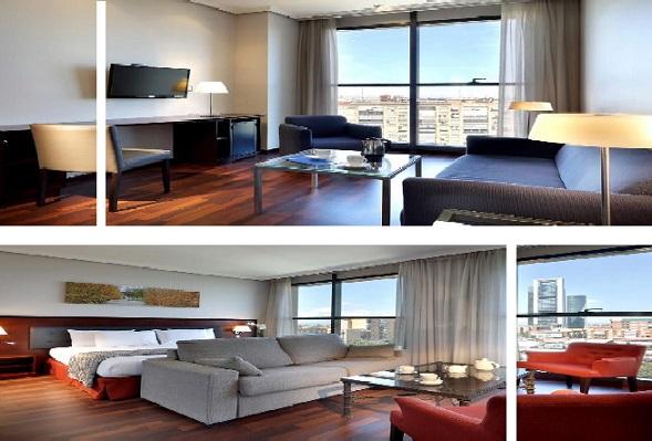 فندق فيا كاستيلانا مدريد