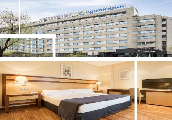 فندق إيلونيون بيو XII مدريد