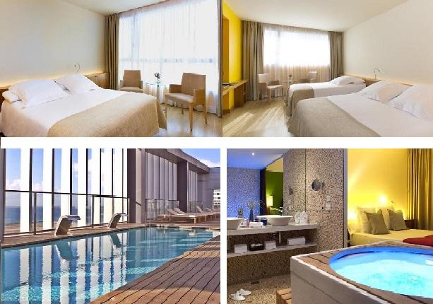 فندق إس بي دياجونال زيرو برشلونة 4 سوب