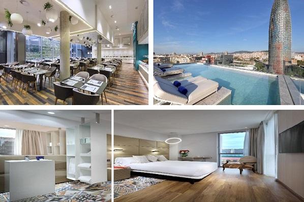 فندق إس بي غلو برشلونة | تقييمات | صور | أسعار | و المزيد