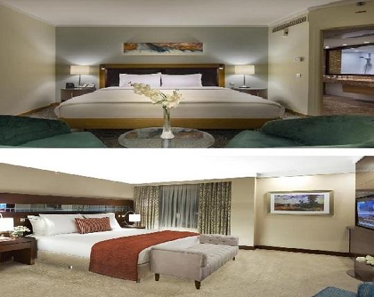 فنادق تركيا مرسين 5 نجوم الموصى