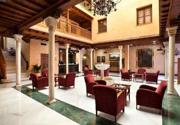 فندق NH Granada Centro