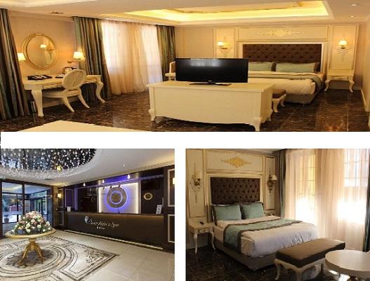 صورة فندق وسبا أوندر أوزونغول   تقييمات   صور   أسعار   و المزيد