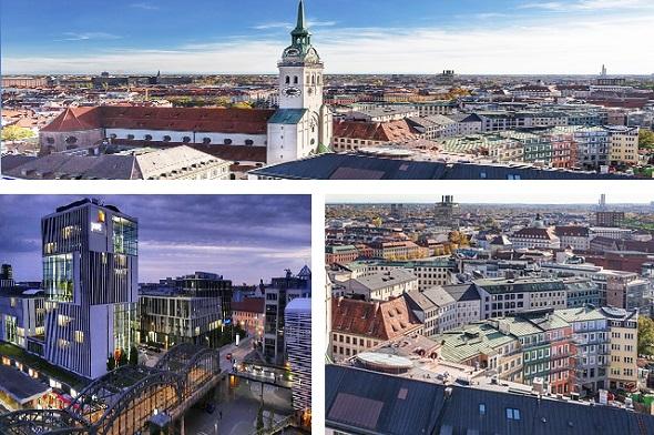 المعالم السياحية في مدينة ميونخ