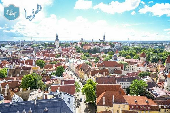 الحصول على فيزا شنغن استونيا