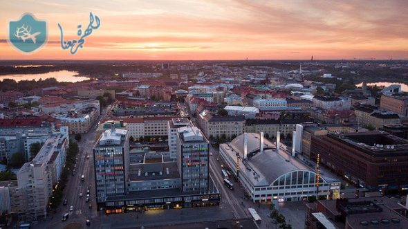 الحصول على فيزا شنغن فنلندا