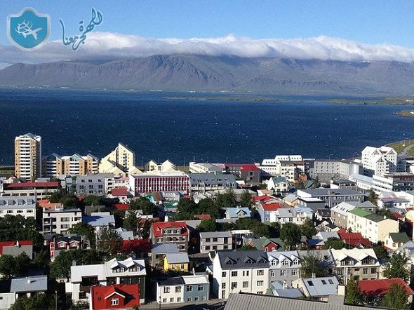 الحصول على فيزا شنغن ايسلندا