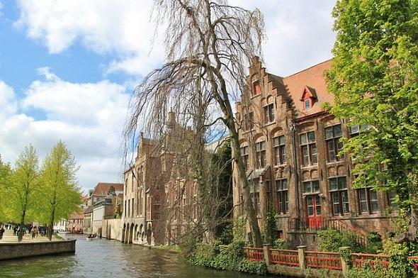 سياحة في بلجيكا