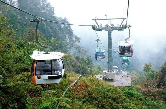 الاماكن السياحية في ماليزيا