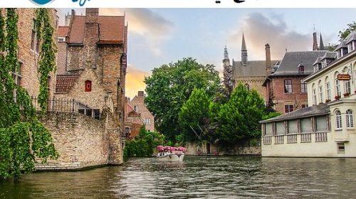 السياحة في بلجيكا بروج