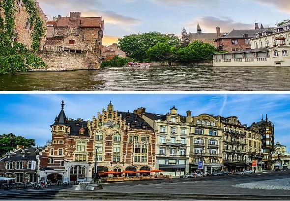 السياحة في بلجيكا بالصور | المعالم والتكاليف وأجواء بلجيكا في الشتاء