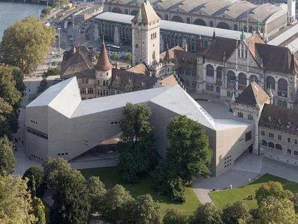 المتحف الوطني في زيورخ