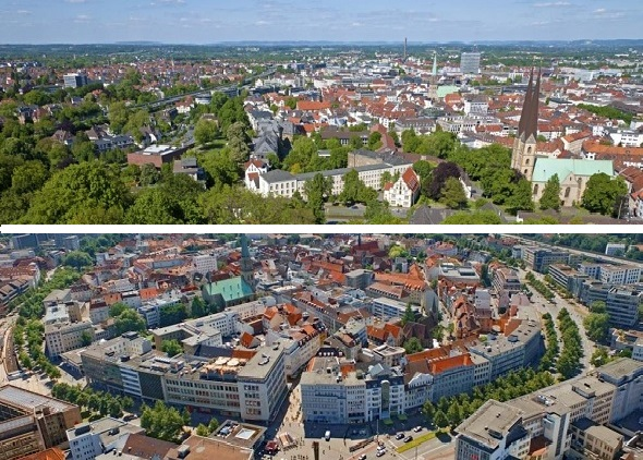 صورة السياحة في بيليفيلد : أفضل 8 أماكن سياحية في بيلفيلد ألمانيا
