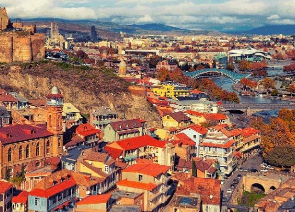 السياحة في تبليسي جورجيا : أهم الاماكن السياحية في تبليسي   الهجرة معنا