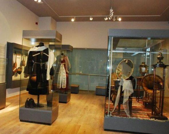 متحف المقتنيات في غورى