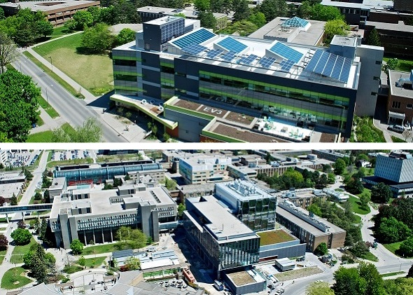 صورة جامعة واترلو الكندية :  الترتيب – الرسوم – الكليات – القبول الجامعي