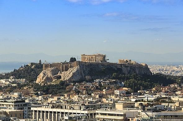 الحضارة اليونانية في أثينا