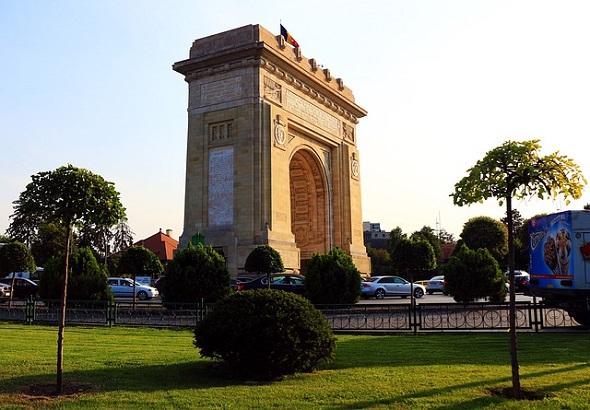 اماكن سياحية في بوخارست