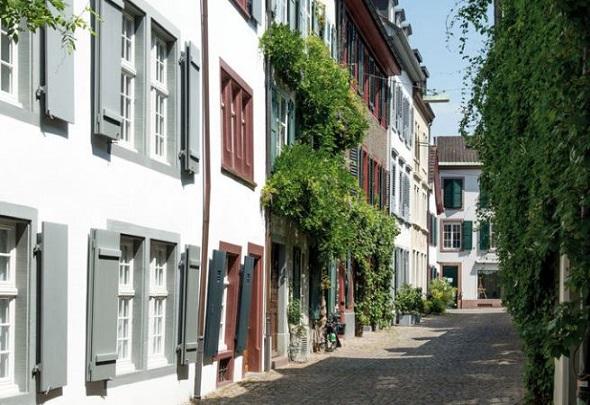 معالم سياحية في سويسرا بازل
