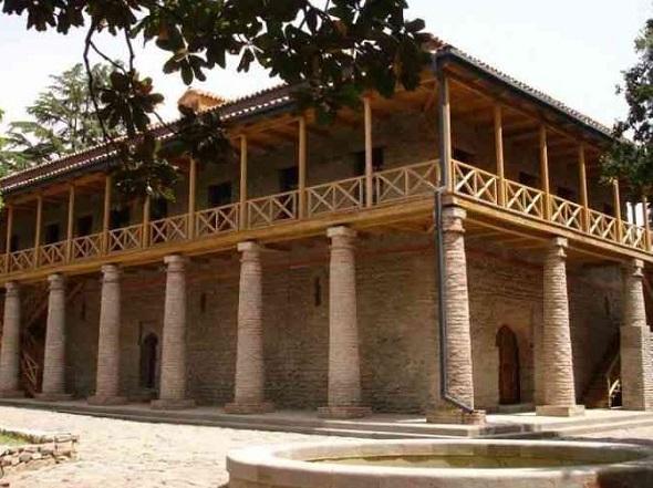 المتحف التاريخي لمدينة تيلافي جورجيا
