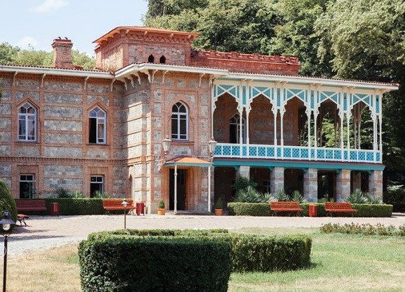 متحف ألكسندر شافشافادز