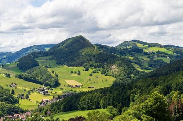 مناطق سياحية في بازل سويسرا