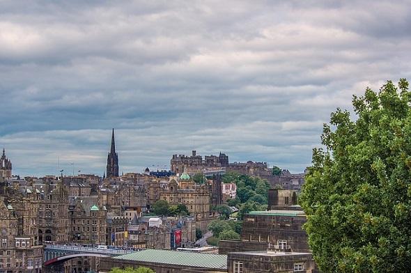 الأماكن السياحية في اسكتلندا