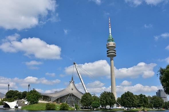 البرج الأوليمبي ميونخ