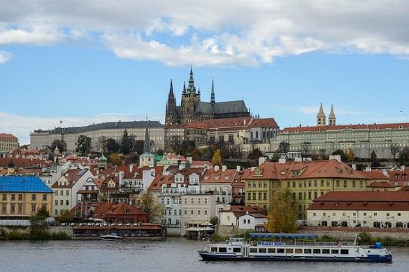 المعالم السياحية في مدينة براغ