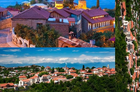 Photo of السياحة في سغناغي : أفضل أماكن سياحية في سغناغي جورجيا