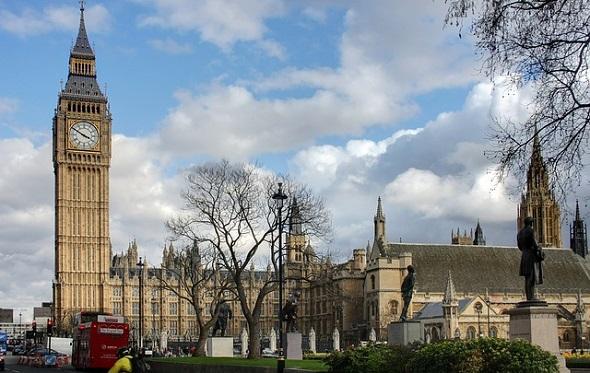 مناطق سياحيه في لندن