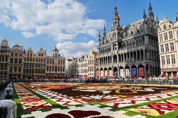 السياحة في العاصمة بروكسل